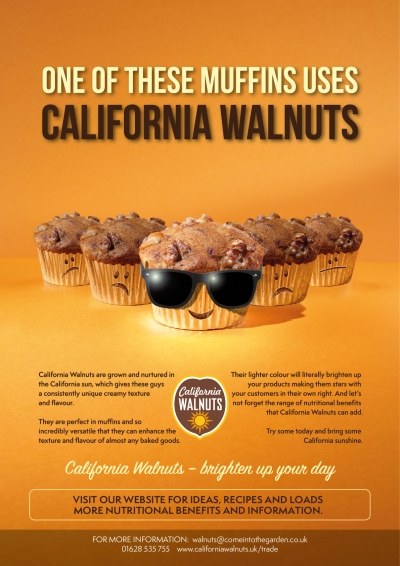 Trade Case Studies - California Walnuts