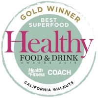 Healthy Food & Drink Awards 2019 - 'Best Superfood' Gold Winner