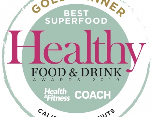 Healthy Food & Drink Awards 2019 – 'Best Superfood' Gold Winner