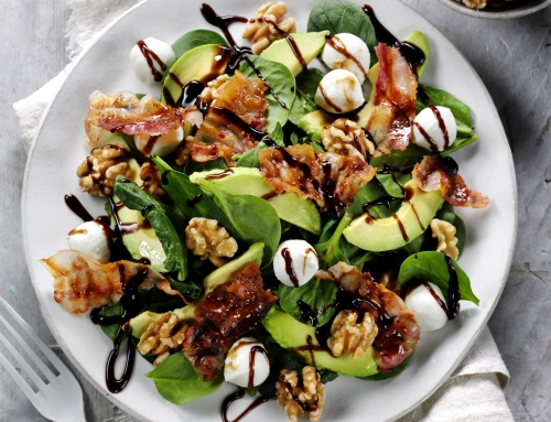 5 Ways To Boost Your Summer Salads