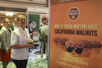 California Walnut Commission (CWC) collaborates with the California Agricultural Export Council
