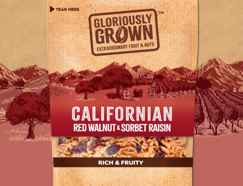 Whitworths 'Gloriously Grown' launching in Sainsbury's