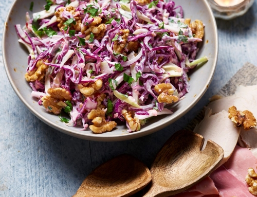 Walnut Winter Slaw