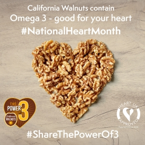 Share the Power of 3 this February