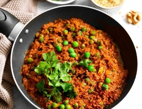 California Walnut Keema by Nadia's Healthy Kitchen