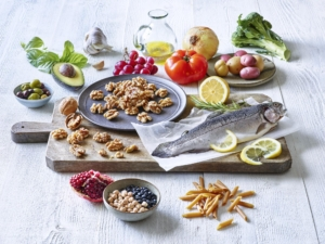 New research suggests that a green Mediterranean diet may be even better for cardiovascular health and weight loss, than the traditional Mediterranean diet