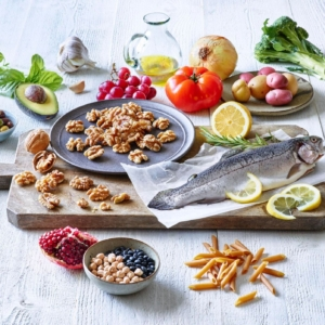 New research shows that a green Mediterranean diet can reduce non-alcoholic fatty liver disease (NAFLD) by half, by reducing intrahepatic fat
